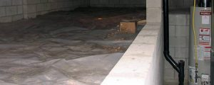 What to Do if Your Crawl Space Floods Anytime Flood Restoration Denver